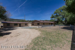 Photo of 2799 S Iron Springs Road, Skull Valley, AZ a single family home around 1800 Sq Ft., 4 Beds, 3 Baths