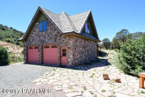 Photo of 4610 W Six Claims Road, Prescott, AZ a single family home around 800 Sq Ft., 1 Bed, 1 Bath