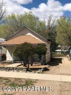 Photo of 216 S Virginia Street, Prescott, AZ a single family home around 800 Sq Ft., 2 Beds, 1 Bath