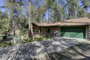 Photo of 1505 E Friendly Pines Road, Prescott, AZ a single family home around 2200 Sq Ft., 2 Beds, 2 Baths