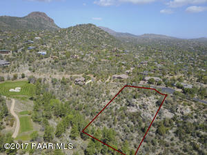 Photo of 2049 Rustic Timbers Lane, Prescott, AZ a vacant land listing for 1.68 acres