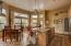Large Kitchen with Breakfast Nook