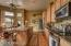 Birch Cabinets, Stainless Steel Appliances, Granite Counters