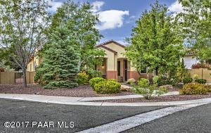 Photo of 7297 E Cozy Camp Drive, Prescott Valley, AZ a single family home around 2700 Sq Ft., 3 Beds, 3 Baths