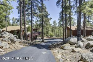 Photo of 5104 W Smoki Drive, Prescott, AZ a single family home around 2100 Sq Ft., 3 Beds, 2 Baths