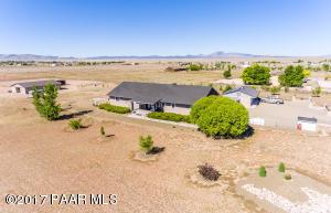 Photo of 11080 N Antelope Meadows Drive, Prescott Valley, AZ a single family home around 3700 Sq Ft., 3 Beds, 2 Baths