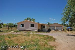 Photo of 2160 N Reed Road, Chino Valley, AZ a single family manufactured home around 1300 Sq Ft., 3 Beds, 2 Baths