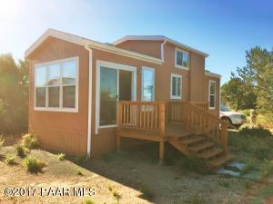 Photo of 15983 S Rolling Ridge Drive, Mayer, AZ a single family manufactured home under 500 Sq Ft., 1 Bed, 1 Bath