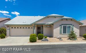 Photo of 1412 Kwana Court, Prescott, AZ a single family home around 1600 Sq Ft., 3 Beds, 2 Baths