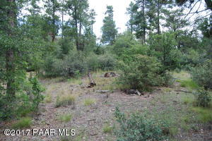 Photo of 375 Camille Lane, Prescott, AZ a vacant land listing for 1 acre