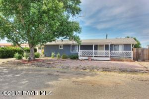 Photo of 8861 E Beaver Drive, Prescott Valley, AZ a single family manufactured home around 1400 Sq Ft., 3 Beds, 1 Bath