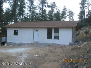 Photo of 115 S Gracie Lane, Prescott, AZ a single family home under 500 Sq Ft., 2 Beds, 1 Bath