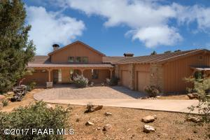 Photo of 15065 N Doubtful Canyon Drive, Prescott, AZ a single family home around 3600 Sq Ft., 4 Beds, 5 Baths