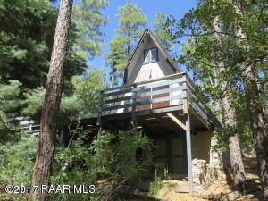 Photo of 7770 S F S Rd 80 (Sundance Rd), Prescott, AZ a single family home around 700 Sq Ft., 2 Beds, 1 Bath