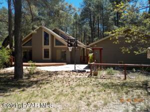 Photo of 907 E Friendly Pines, Prescott, AZ a single family home around 2600 Sq Ft., 3 Beds, 3 Baths