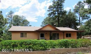 Photo of 944 S Rancho Vista Drive, Prescott, AZ a single family home around 1200 Sq Ft., 3 Beds, 2 Baths