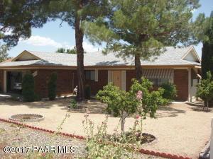 Photo of 10895 E Manzanita Trail, Dewey, AZ a single family home around 2000 Sq Ft., 3 Beds, 2 Baths
