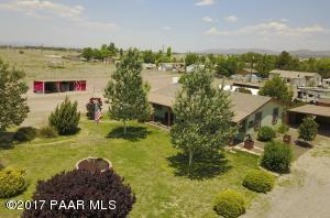 Photo of 24940 N Prairie Way, Paulden, AZ a single family manufactured home around 1100 Sq Ft., 3 Beds, 2 Baths