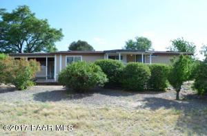 Photo of 10155 E Hereford Lane, Dewey, AZ a single family manufactured home around 1400 Sq Ft., 3 Beds, 2 Baths