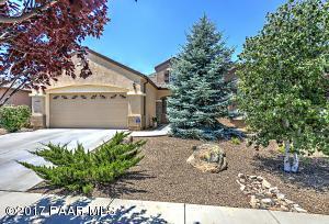 Photo of 1192 Rusty Nail Road, Prescott Valley, AZ a single family home around 2100 Sq Ft., 3 Beds, 2 Baths
