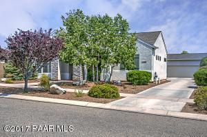 Photo of 7646 E Bravo Lane, Prescott Valley, AZ a single family home around 2700 Sq Ft., 4 Beds, 3 Baths