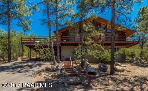 Photo of 1223 Hopi Drive, Prescott, AZ a single family home around 2800 Sq Ft., 4 Beds, 2 Baths