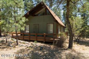 Photo of 1155 E Walton Drive, Prescott, AZ a single family home around 1200 Sq Ft., 2 Beds, 1 Bath