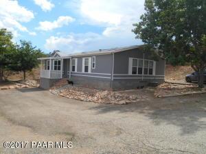 Photo of 9215 E Smoki Trail, Dewey, AZ a single family manufactured home around 1600 Sq Ft., 3 Beds, 2 Baths
