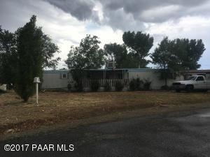 Photo of 4715 N Raven Drive #8, Prescott Valley, AZ a single family manufactured home around 1000 Sq Ft., 3 Beds, 2 Baths