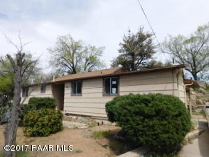 Photo of 605 Ruth Street, Prescott, AZ a single family home around 700 Sq Ft., 1 Bed, 1 Bath