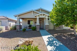 Photo of 7727 E Crooked Creek Trail, Prescott Valley, AZ a single family home around 1600 Sq Ft., 3 Beds, 2 Baths