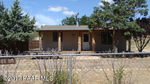 Photo of 2510 N Sioux Drive, Chino Valley, AZ a single family home around 800 Sq Ft., 2 Beds, 1 Bath