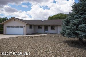 Photo of 4370 N Plainsman Way, Prescott Valley, AZ a single family home around 1700 Sq Ft., 3 Beds, 4 Baths