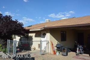 Photo of 4615 E William Drive, Prescott, AZ a single family home around 2100 Sq Ft., 3 Beds, 2 Baths