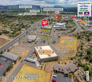 Photo of 1450 Gail Gardner Way Way, Prescott, AZ a vacant land listing for 0.80 acres