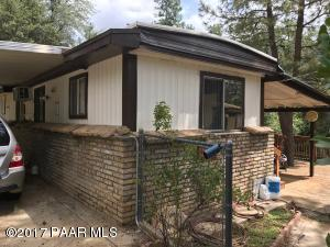 Photo of 4631 S Deer Trail, Prescott, AZ a single family manufactured home around 600 Sq Ft., 1 Bed, 1 Bath