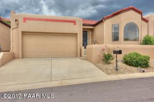 Photo of 2831 College Heights Road, Prescott, AZ a single family home around 1600 Sq Ft., 2 Beds, 2 Baths