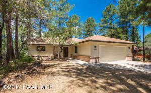 Photo of 1130 E Timber Ridge Road, Prescott, AZ a single family home around 2600 Sq Ft., 4 Beds, 3 Baths