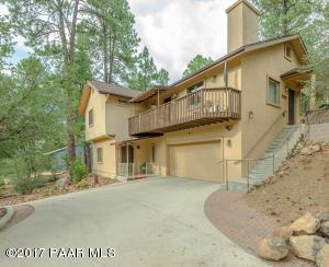 Photo of 1330 Pinecone Terrace, Prescott, AZ a single family home around 2600 Sq Ft., 3 Beds, 3 Baths