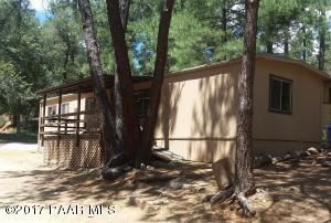 Photo of 1550 W Turkey Track Road, Prescott, AZ a single family manufactured home around 800 Sq Ft., 2 Beds, 2 Baths