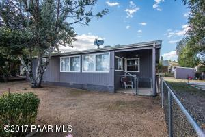Photo of 8816 E Totem Circle, Prescott Valley, AZ a single family manufactured home around 1600 Sq Ft., 3 Beds, 2 Baths