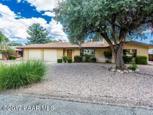 Photo of 9 Wineglass Drive, Prescott, AZ a single family home around 2000 Sq Ft., 3 Beds, 2 Baths