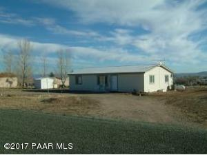 Photo of 3375 N Lizard Lane, Chino Valley, AZ a single family manufactured home around 1300 Sq Ft., 3 Beds, 2 Baths