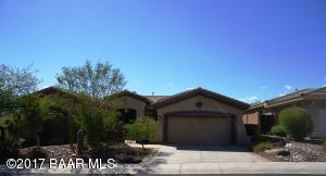 Photo of 41608 N Shadow Creek Way, Anthem, AZ a single family home around 2500 Sq Ft., 3 Beds, 3 Baths