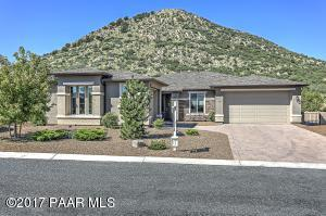 Photo of 1194 N Wide Open Trail, Prescott Valley, AZ a single family home around 2200 Sq Ft., 3 Beds, 3 Baths