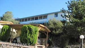 Photo of 2238 Hillside Loop Road, Prescott, AZ a single family manufactured home around 1100 Sq Ft., 3 Beds, 2 Baths