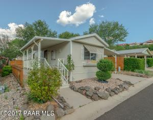 Photo of 2851 Smoke Tree Lane #39, Prescott, AZ a single family manufactured home around 900 Sq Ft., 2 Beds, 2 Baths