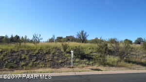 Photo of 1187 Northridge Drive, Prescott, AZ a vacant land listing for 0.89 acres