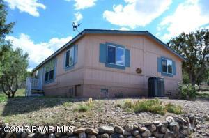 Photo of 3835 W Virginia Way, Chino Valley, AZ a single family manufactured home around 1400 Sq Ft., 3 Beds, 2 Baths