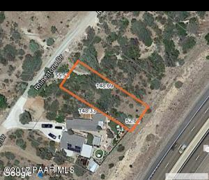 Photo of 1181 Rhinestone Drive, Prescott, AZ a vacant land listing for 0.18 acres